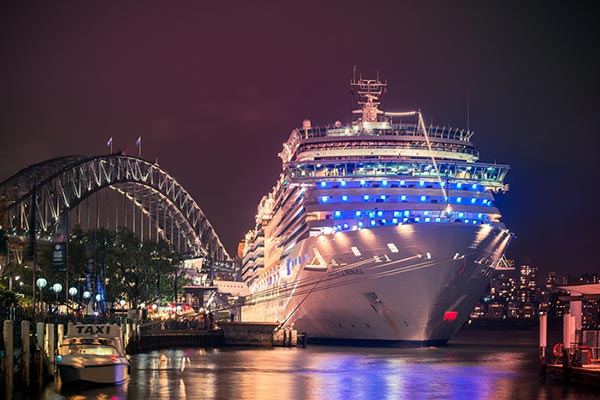 Central Coast Cruise Ship Transfers